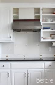 diy kitchen cabinets kreg diy range cover