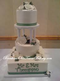 wedding cake with pillars idea in 2017 bella wedding