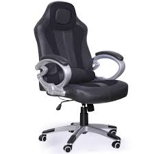 reclining gaming desk chair executive leather gaming office chair uk reviews 2016