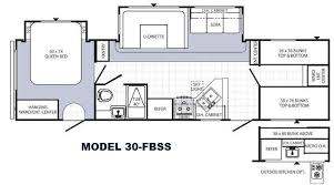 triple bunk travel trailer floor plans used 2013 palomino puma 30 fbss travel trailer at wilkins rv bath