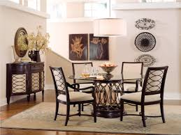 Rustic Wood And Metal Dining Chairs Agreeable Dining Table With Glass Top And Creative Design Home