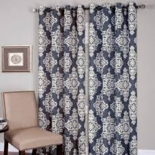 Navy And Grey Curtains Collection In Blue And Gray Curtains And Blue Curtains Intended