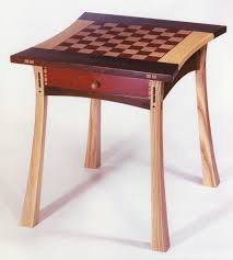Chess Table Chess Table Thewoodshopgallery