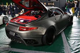 yes this is a 350z with a porsche 911 tail and maserati