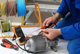 how to test an electric motor