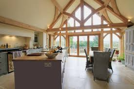 A Framed Houses by Oak Framed House Stone U0026 Oak Extensions Natural Structures