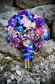 purple and blue wedding pink blue purple and green archives bouquet wedding flower
