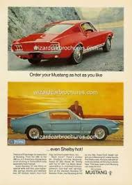 ford mustang ad 1967 ford mustang shelby gt 500 fastback a3 poster ad advert