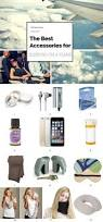 the best accessories for sleeping on a plane