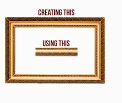 adobe photoshop how to create a template for a wooden photo