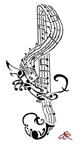 music tattoo design buscar con google musica pinterest tattoo