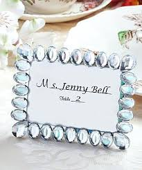 picture frame wedding favors wedding favor picture frames bulk antique acrylic bling place card