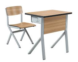 all in one desk and chair china modern design single desk and chair classroom furniture