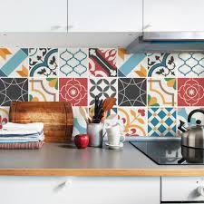 spanish mediterranean tile decals tile stickers set for kitchen