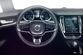 volvo steering wheel volvo concept coupe first look automobile magazine