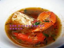 cuisiner crabe recette de bouillon de crabe mauricien