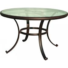 Glass Patio Table Set Glass Top Outdoor Dining Table Glass Top Outdoor
