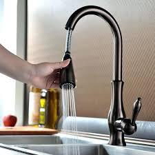 bronze faucets kitchen marvelous rubbed bronze faucet kitchen impressive ideas