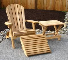 Free Plans For Patio Chairs by Wooden Patio Furniture Hbwonong Com