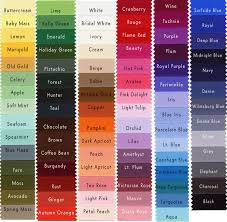 colour shades with names true colours parachutes of happiness