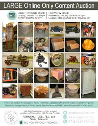 large content auction personal property online only beth