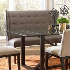 Dining Room Bench Dining Room Benches Upholstered Skilful Image Of Upholstered Bench