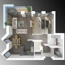 house plan 3d floor plan vray and 3ds max render projects to try