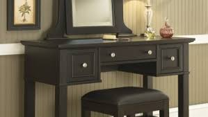Blue Vanity Table Stylish Grey Bedroom Vanity Table Design With Wicker Frame Oval