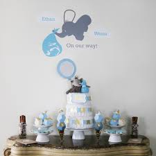elephant baby shower centerpieces baby shower decorations with elephants elephant ba shower