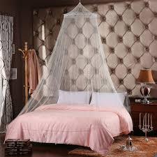 letto baldacchino elegante zanzariera per letto matrimoniale a baldacchino insetto