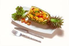 cuisine internationale plats de cuisine internationale dans un restaurant image stock