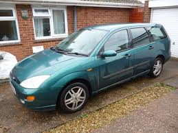 old ford focus estate for parts or repair in sidmouth devon