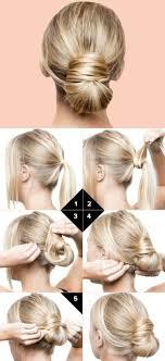 Hochsteckfrisurenen Selber Machen Glatte Haare by 1001 Ideen Wie Sie Effektvolle Hochsteckfrisuren Selber Machen