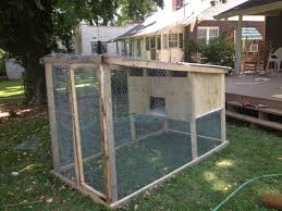 Budget Backyard Chicken Coop Plans On A Budget 9 The Chickens Coop Mansion On A