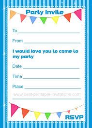 birthday invitations birthday invitations printable printable birthday invitation easy
