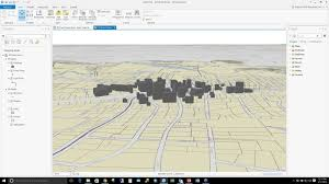3d Maps Creating 3d Maps With Arcgis Pro