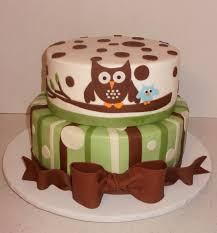 baby shower owl cakes baby shower cakes with owls party xyz
