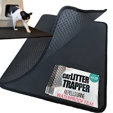 6 best cat litter mat reviews pet convenience