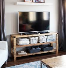 Media Console Furniture by Ana White Henry Media Console Diy Projects