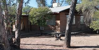 Backyard Guest Cottage Pima Camilla Cottages 2br 1ba Whole House