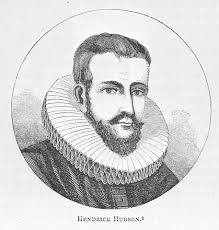 on the half moon with henry hudson
