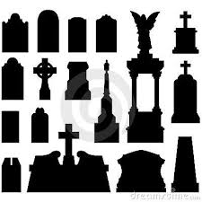 Halloween Decorations To Make At Home Best 25 Halloween Tombstones Ideas On Pinterest Spooky
