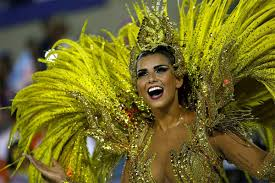 carnival brazil costumes photos vibrant costumes on display at brazil s carnival