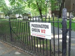 Paddington Green, London