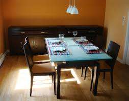 picture of dining room orange dining room jpg