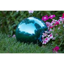 Glow In The Dark Gazing Ball Solar Gazing Balls