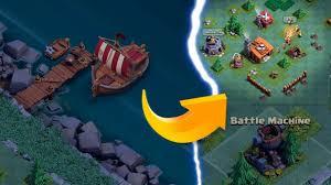 builders base update clash of clans new night village update
