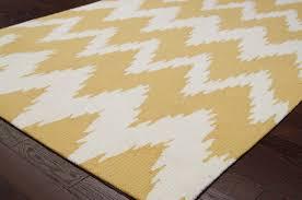 chevron area rug 8x10 yellow and grey chevron area rug furniture shop