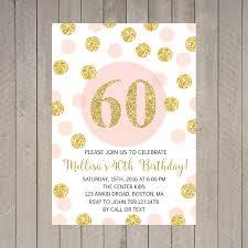 pink and gold birthday invitations alanarasbach com