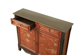 Oriental Sofa Table by Modern Style Red Entry Table With Vintage Red Entry Sofa Table